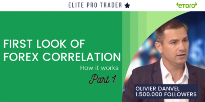 First look of Forex correlation-1